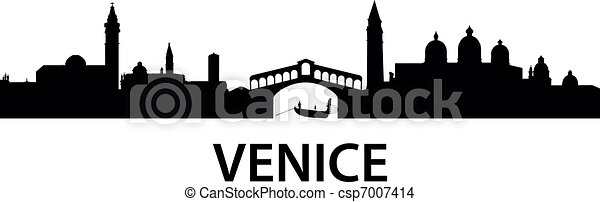 Skyline Venice - csp7007414