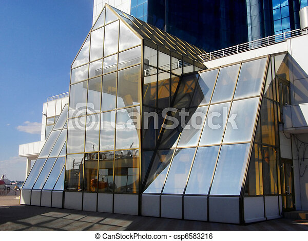 skyscraper - csp6583216