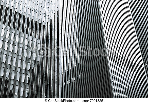 Skyscrapers in NYC - csp47991835