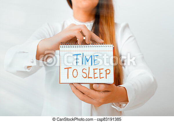 sleep., 提示, 概念, 実物大模型, 空, モデル, 州, 期間, 不活発, 執筆, 別, 印, 自然, ∥あるいは∥, 眠り, ありなさい, テキスト, 表示, 時間の色, idea., 写真, メモ用紙 - csp83191385