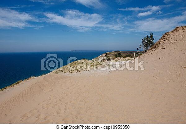 Sleeping Bear Dunes National Lakeshore - csp10953350