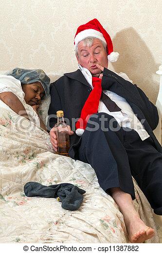 Drunk a wife is Dilemma of