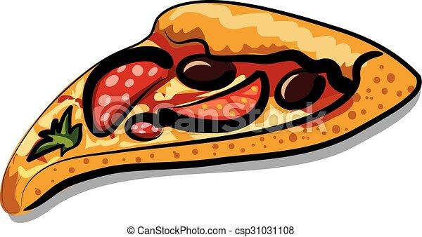 slice of pizza - csp31031108