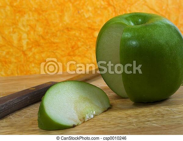 Sliced Apple - csp0010246