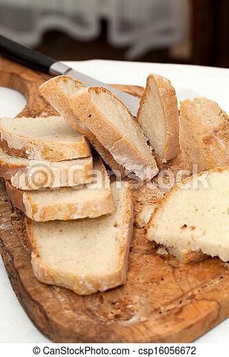 slices of bread - csp16056672