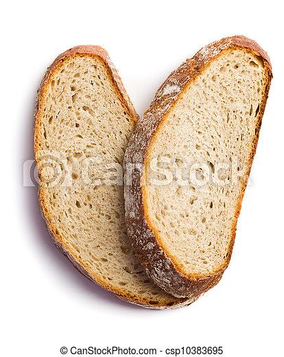 slices of bread - csp10383695