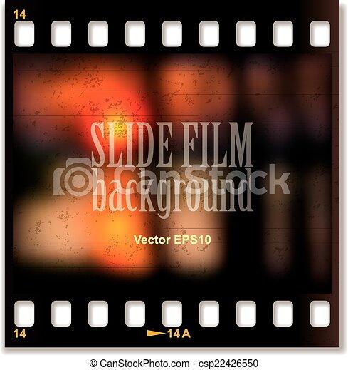 Slide film background vector slide film background with slide film background vector voltagebd Image collections