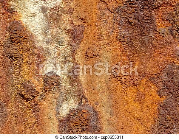Slightly rusty - csp0655311