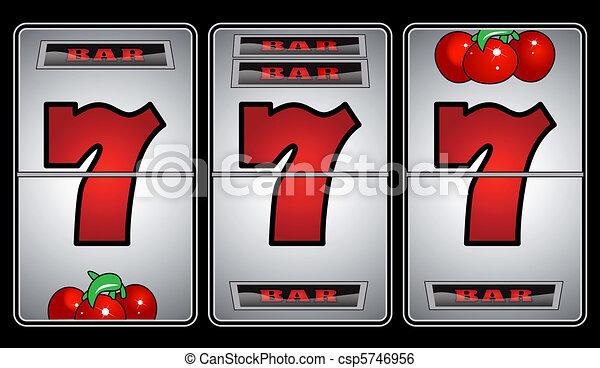 Slot Machine - csp5746956