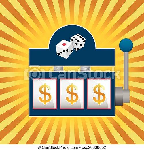 Slot Machine - csp28838652