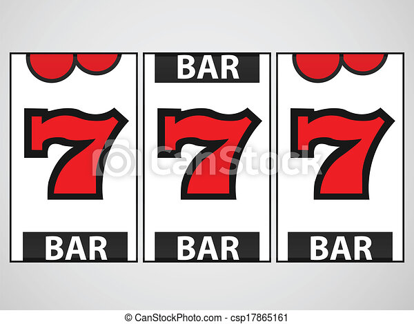 slot machine vector illustration rh canstockphoto com animated slot machine clip art slot machine clip art images
