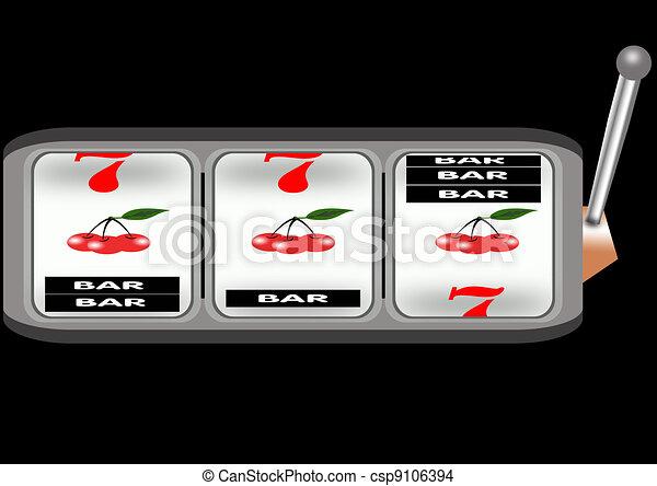 slot machines    - csp9106394
