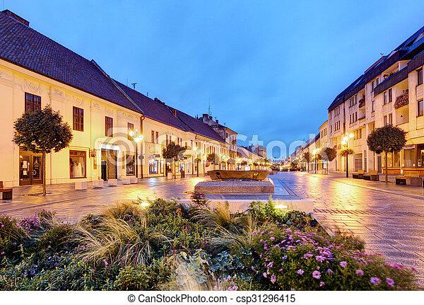 Slovakia city - Trnava - csp31296415
