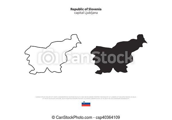 slovenia - csp40364109