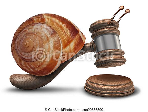 Slow Justice - csp20656590