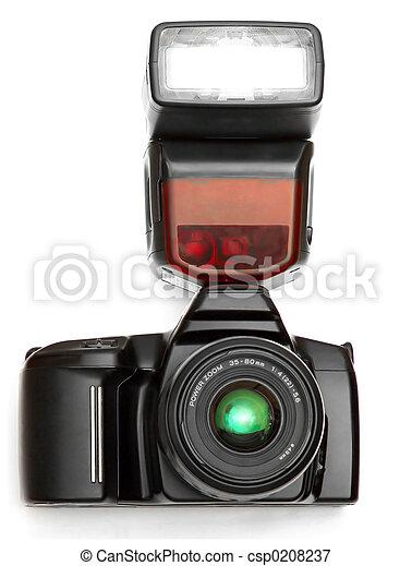 SLR Camera - csp0208237
