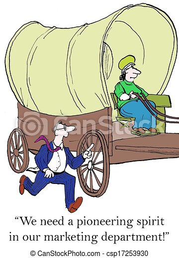 pioneer girl clipart. small business man wants to hire a pioneer woman - csp17253930. \ girl clipart e