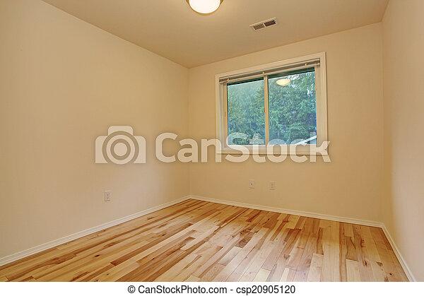 Small Empty Bedroom Interior Small Empty Bedroom With Ivory Walls