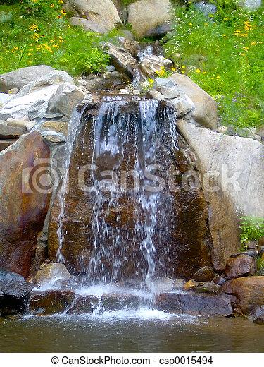 Small Falls - csp0015494