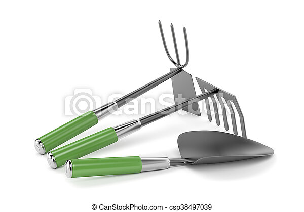 Small Garden Tools   Csp38497039