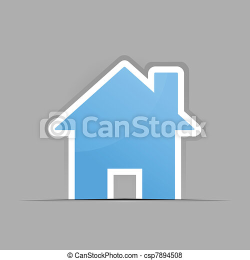 Small house - csp7894508