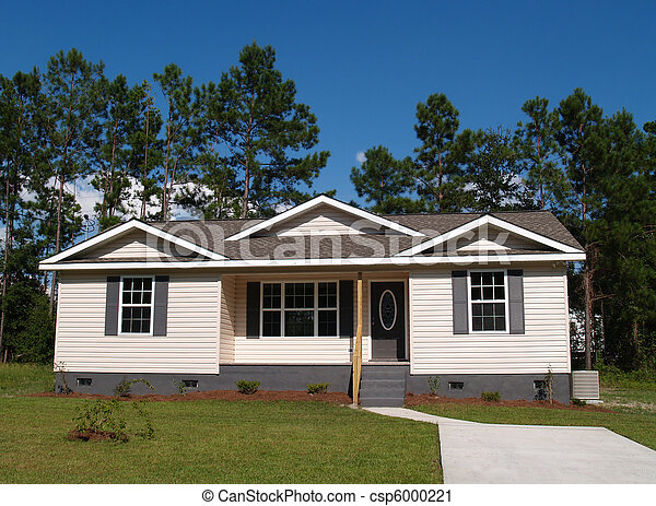 Small Low Income Residential Home - csp6000221