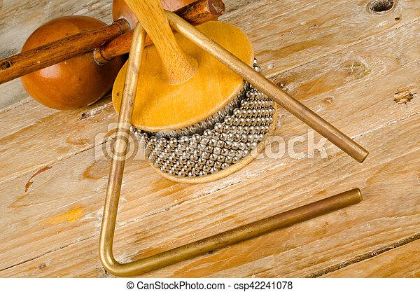 Small percussion instruments - csp42241078