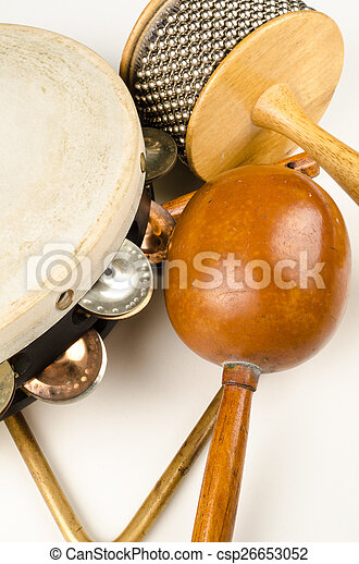 Small percussion instruments - csp26653052
