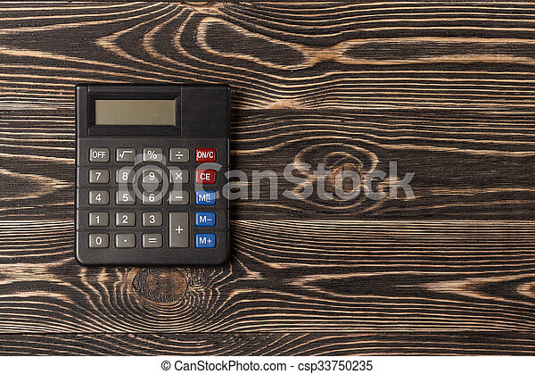 Small personal calculator - csp33750235