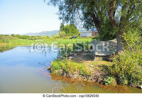 Small pond - csp10629340