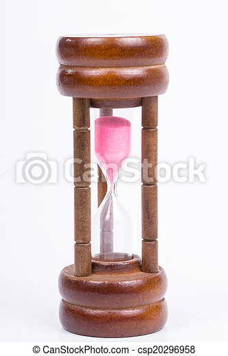 Small sand timer - csp20296958