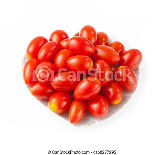 Small tomato - csp8277295