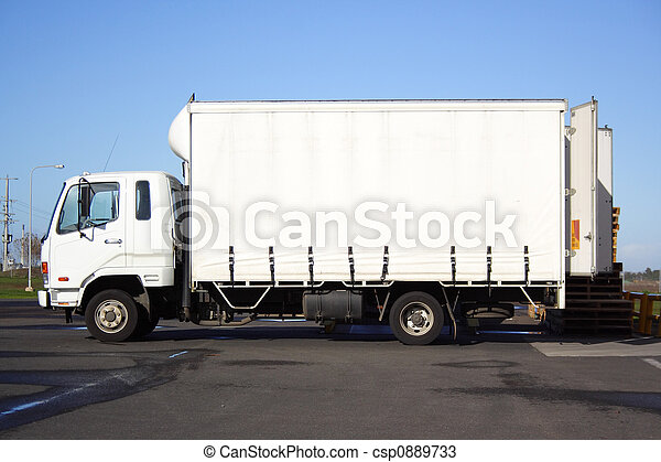 Small truck - csp0889733