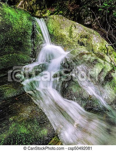 Small Water Fall - csp50492081