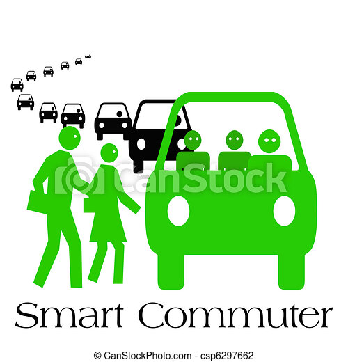 smart commuter - csp6297662
