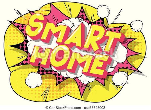 Smart Home - csp63545003