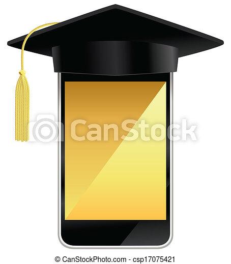 Smart phone - csp17075421