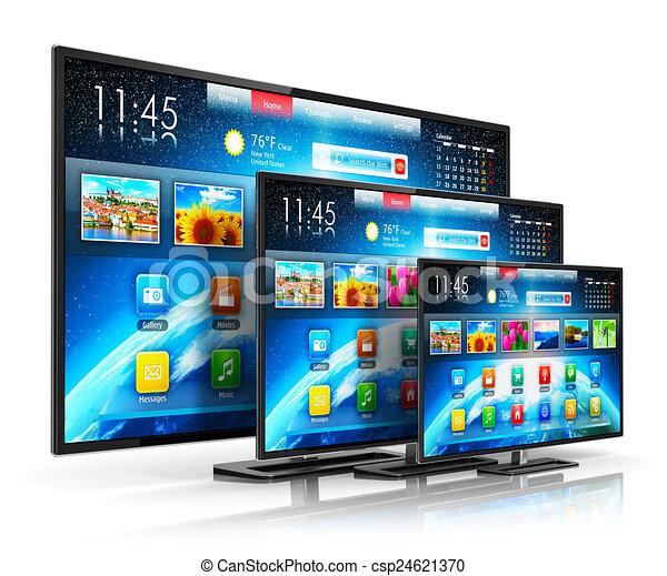 Smart TV - csp24621370