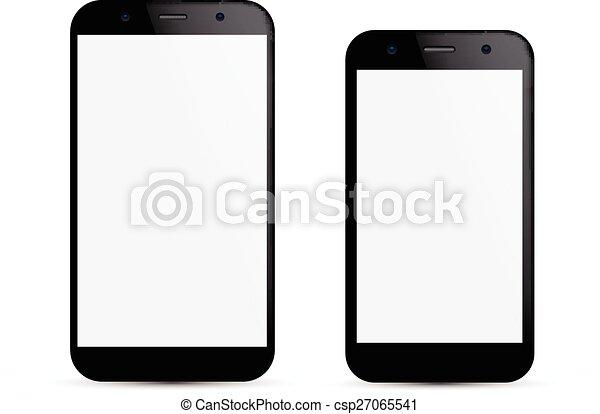 Smartphone concept. - csp27065541