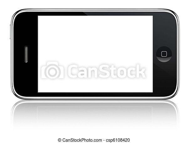 smartphone - csp6108420
