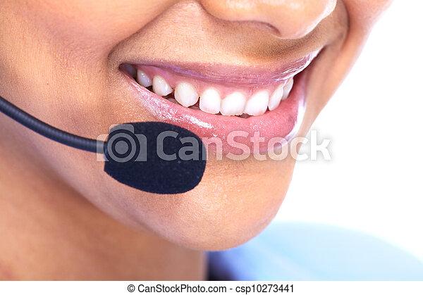 smile. - csp10273441