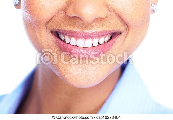 smile. - csp10273484