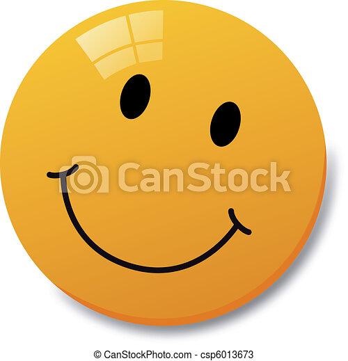 Smiley - csp6013673
