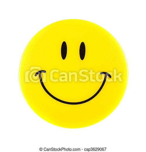Smiley Face - csp3629067
