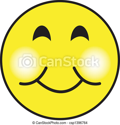 smiley happy face clip art smiley or happy face clip art eps rh canstockphoto co uk clip art smiley face with tongue out clip art smiley face winking
