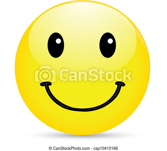 Smiley Icon - csp10410166