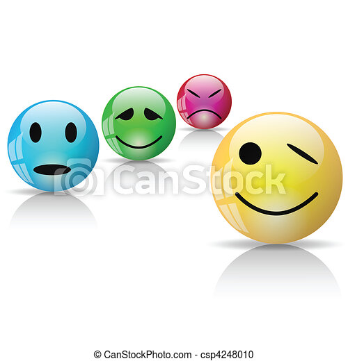 Smiley - csp4248010