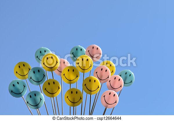 smileygezicht - csp12664644