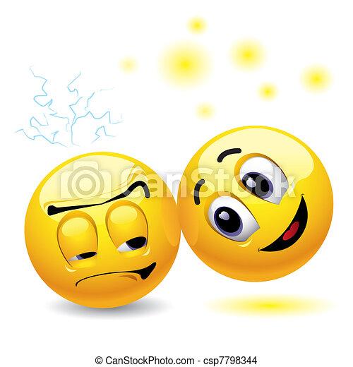 Smileys - csp7798344