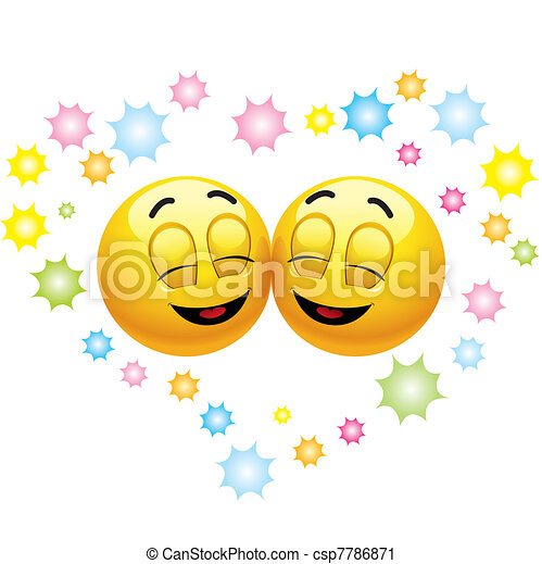 Smileys - csp7786871